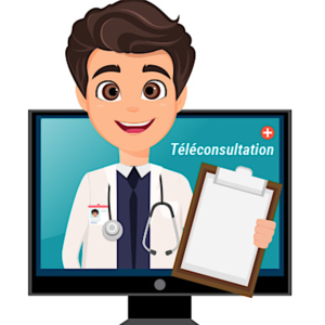 téléconsultation vidéo consultation